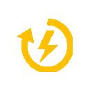 Icono de energía